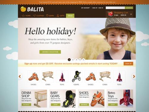 Best free eCommerce Wordpress Themes - Themes4WP