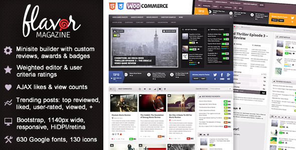 Awesome free and premium wordpress themes - Themes4WP