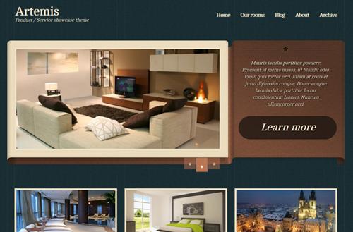 Artemis Business WordPress Theme