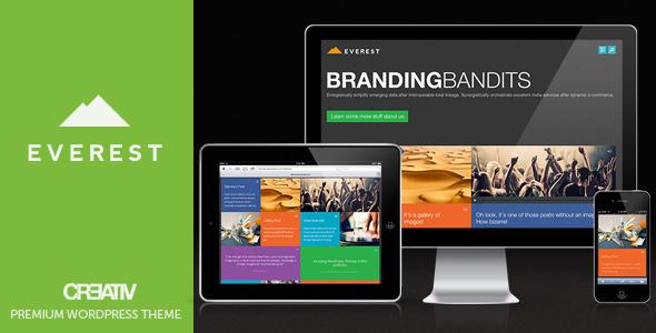 Everest - Premium WordPress Theme1