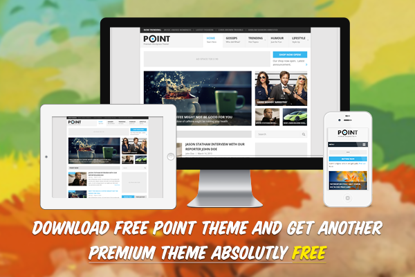 get a premium mythemeshop theme by trying free point theme themes4wp