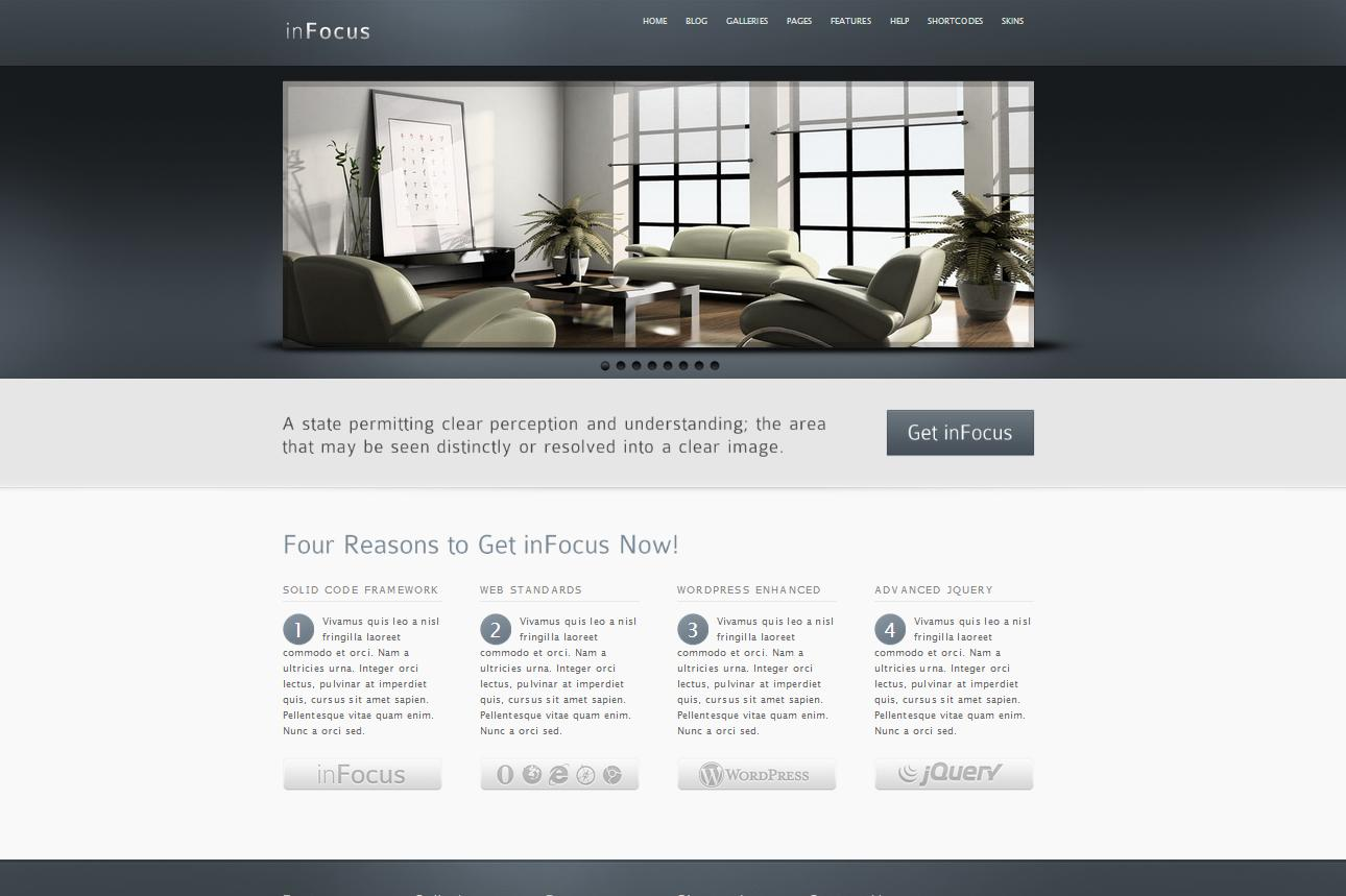 45+ best free and premium WordPress Themes - Themes4WP