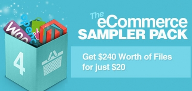 The eCommerce Sampler Pack for just 20$