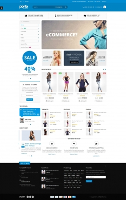 Porto - WordPress Woocommerce Theme