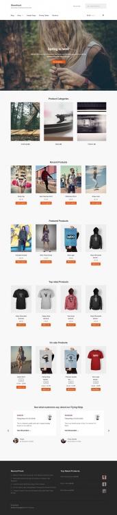 Storefront - WooCommerce Theme