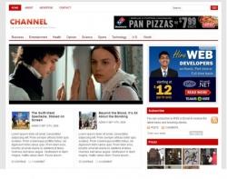 Channel - free wordpress theme from Theme junkie - Blog|Free wordpress themes