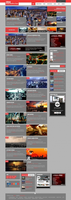 urban-free-wordpress-theme