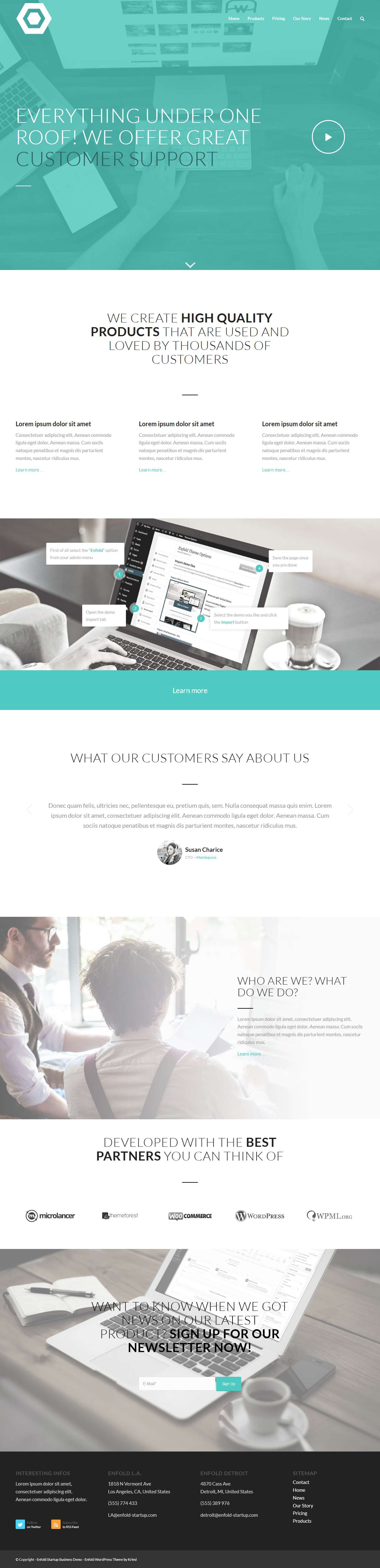Enfold - Responsive Multi-Purpose Theme
