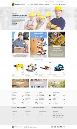 456Industry eCommerce Wordpress Theme - Ecommerce>WooCommerce