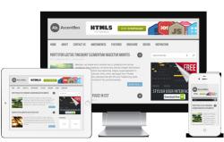 AccentBox Free WordPress Theme - Blog|Free wordpress themes