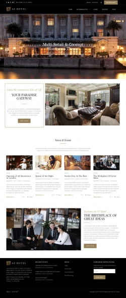 - Premium wordpress themes|Ecommerce>WooCommerce