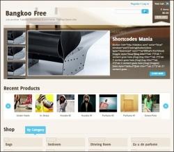 Bankoo free eCommerce Wordpress Theme - Ecommerce