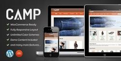 Camp - Responsive eCommerce Theme - Ecommerce>WooCommerce