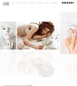 Core Minimalist Photography Portfolio - Photography