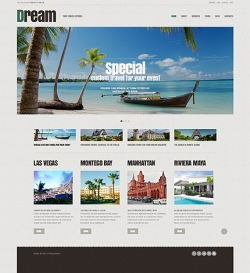 Dream - Travel Wordpress Theme - Travel