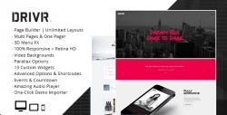 - Creative|Premium wordpress themes