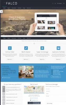 Falco - Responsive Multi-Purpose WordPress Theme - Business