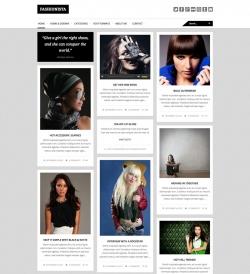 Fashionista - Responsive WordPress Blog Theme - Pinterest