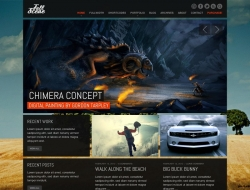 FullScene - Portfolio / Photography WP Theme - Photography