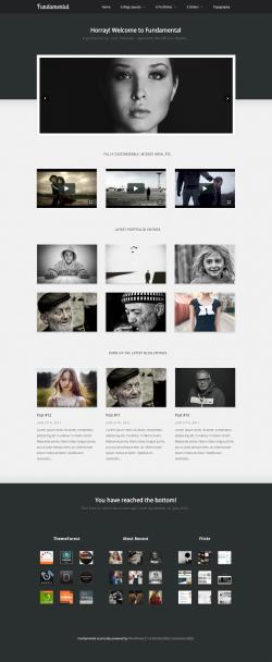 Fundamental - Photography|Portfolio