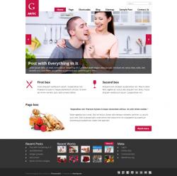 - Blog|Free wordpress themes