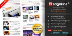 Gadgetine Wordpress Theme for Premium Magazine - Magazine