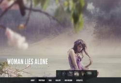 Gleam WordPress Theme - Photography