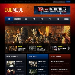 God mode battle mode 3 - Gaming WordPress Theme - Gaming