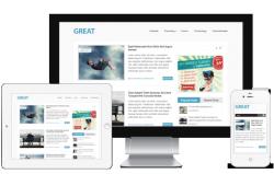 Great Free WordPress Theme - Blog|Free wordpress themes