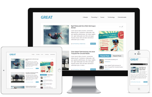 Great Free WordPress Theme - Blog|Free wordpress themes