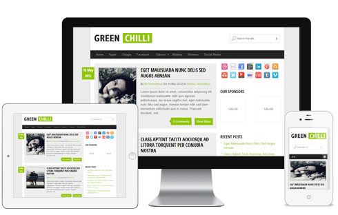 Greenchili - Free WordPress Theme from Mythemeshop - Blog|Free wordpress themes