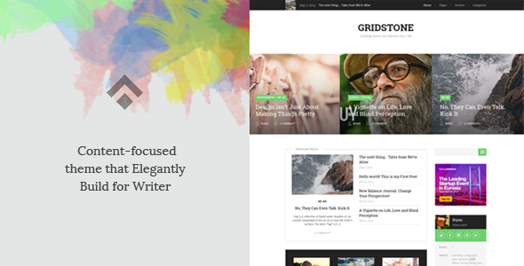 - Blog Premium wordpress themes