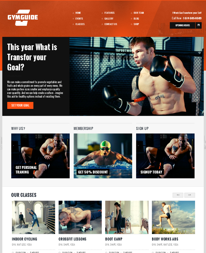 - Business Fitness