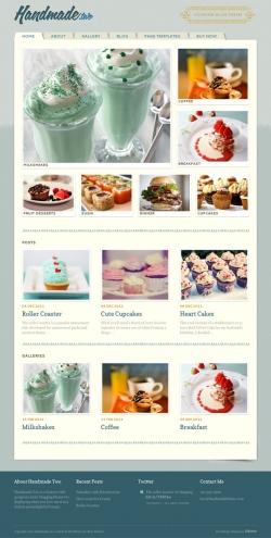 Handmade Two eCommerce WordPress Theme - Ecommerce>WooCommerce