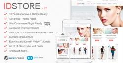 IDStore - Responsive Multi-Purpose Ecommerce Theme - Ecommerce>WooCommerce