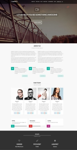 - Business|OnePage