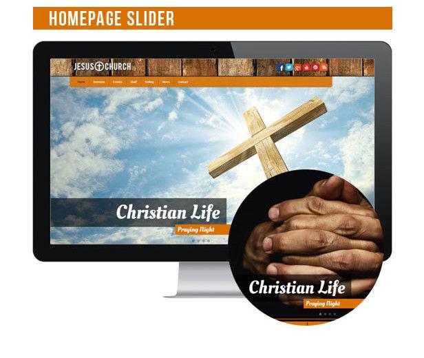 - Church Premium wordpress themes