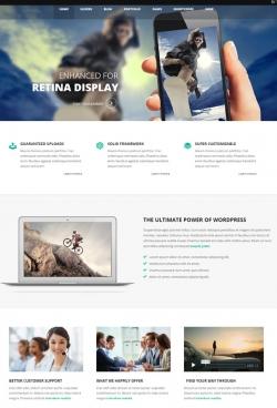 Jupiter - Multi-Purpose Responsive Theme - Business|Creative|Portfolio