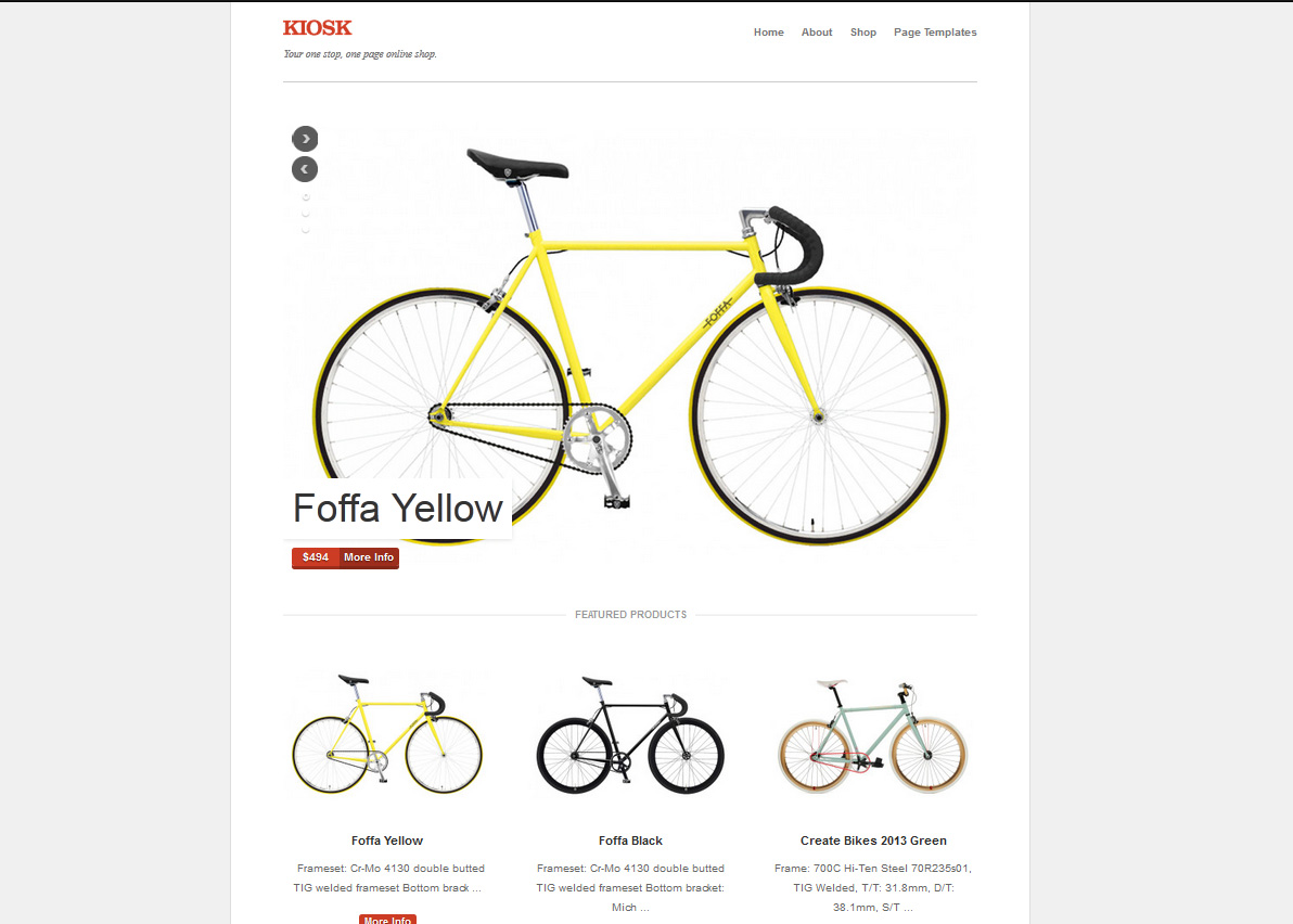 Kiosk 2.0 - Premium WordPress eCommerce Theme - Premium wordpress themes Ecommerce>WooCommerce