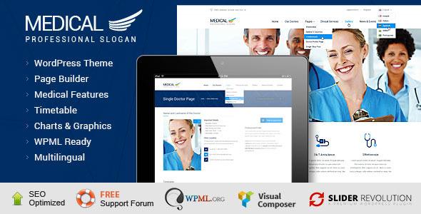 - Health and Care Premium wordpress themes
