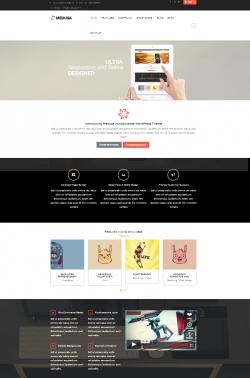 Medusa | Responsive Multi-Purpose Theme - Business