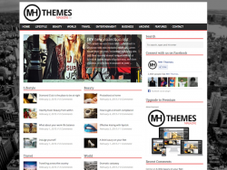 MH Magazine lite - Free wordpress themes|Magazine