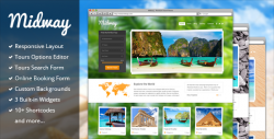Midway - Responsive Travel WP Theme - Travel