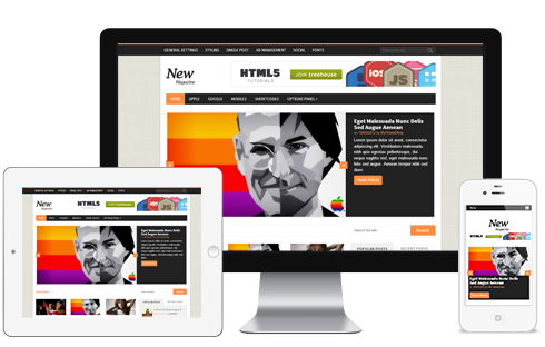 NewsMag WordPress News Theme - Magazine
