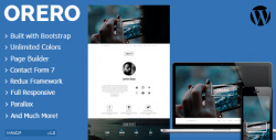 - OnePage|Premium wordpress themes|vCard Theme