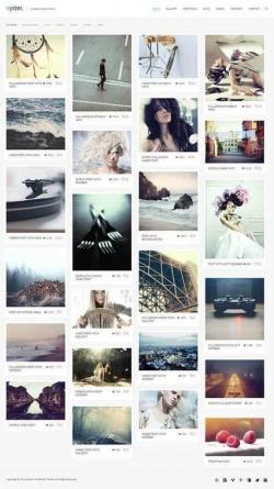 - Pinterest|Tumblr-Style