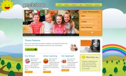 Pekaboo for WordPress - Children Theme Template - Business