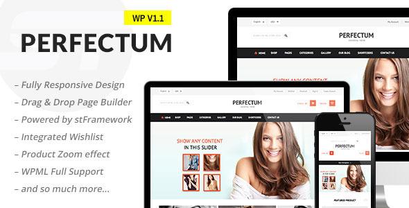 Perfectum - Flexible Responsive WooCommerce Theme - Ecommerce>WooCommerce