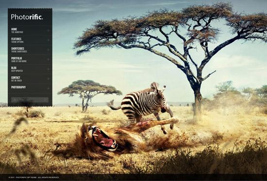 Photorific - Photography WordPress Theme - Photography