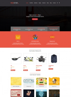 RedStar - e-Commerce WordPress Theme - Ecommerce>WooCommerce